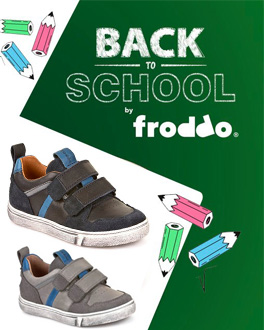 Froddo back to school kolekcija za decake
